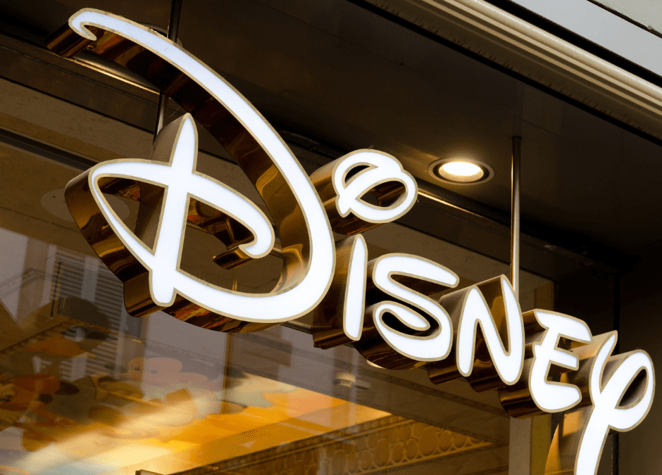 Disney is every company's competitor